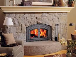 built in gas fireplaces fire place and pits