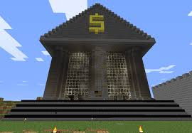 Small Picture Minecraft Building Ideas Bank Melody Minecraft Pinterest