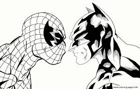 Search through 623,989 free printable colorings at. Coloring Pages Spiderman And Batman4184 Coloring Pages Printable