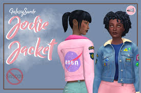 Jodie Jacket here's a cute lil recolor of the new...