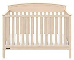 Amazon.com : Graco Benton 5-in-1 Convertible Crib, Whitewash : Baby