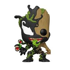"<b>Фигурка POP</b>! <b>Bobble</b> ""Marvel: Marvel Venom S3: Groot"", 25 см ..."