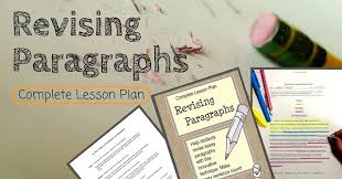 how to write a personal revising essays have your students proof and correct paragraphs this helpful editing worksheet grade levels 4th and 5th grade grades k 12 ccss code s l 4 1