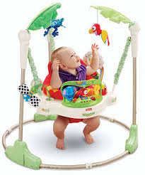 Fisher-Price Rainforest Jumperoo TOP RATED Baby Toys 6 to 12 Months in 2019 - Approved by Mom!