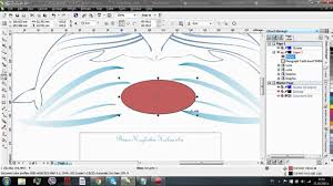 How To Design Birthday Card In Coreldraw Corel Draw Birthday Card Youtube