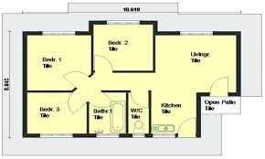 low bud modern 3 bedroom house design how much do house plans of house