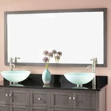60 inch bathroom vanity mirror 60 inch bathroom mirror insurservice com framed modern decoration