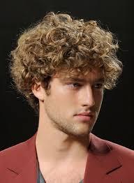 Coiffure Homme Cheveux Frisés
