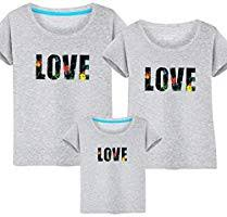 2018 <b>Summer Family Matching Outfits</b> Mum and Daughter Clothes ...