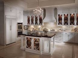 White Cabinets For Kitchen Traditional And Vintage Impression In Antique White Kitchen