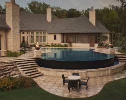 backyard with pool design ideas. 21 Landscape Small Backyard Infinity Pool Design Ideas With