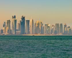 Dubai Lights Doha Qatar Economy Of Qatar Wikipedia