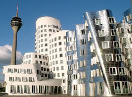 Postmodern architecture gehry Residential View All Photos Wikipedia The Gehry Buildings Of Dusseldorf Harbor Dusseldorf Germany