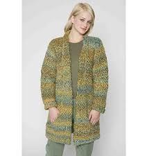Lion Brand Crochet Patterns Custom Ravelry Flattering Jacket Crochet Pattern By Lion Brand Yarn
