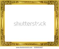 gold frame border design. Design Vector Frame Border Gold Vintage  Gold Frame Border Design