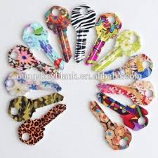 Best quality Arts key or painted key for KW1colour key blank