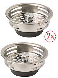 Ideas Simplex Basket Strainer  Kitchen Sink Baskets Stainless Stainless Steel Kitchen Sink Basket Strainer