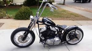 harley bobber fresh build for sale 6500 youtube