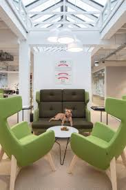 innovative office designs. Natural Light \u0026 Simplistic Design Fuel Innovation At @lilyskitchen Via @officesnapshots #officedesign # Innovative Office Designs