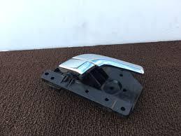 jaguar xf 09 12 inner front right penger door handle oem opener