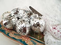 Glas Weihnachtsschmuck Christbaumkugel Walnuss Nuss