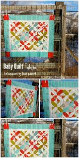 Disappearing Baby Quilt Tutorial & disappearing four patch baby quilt free Adamdwight.com