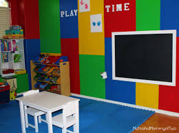 White Primary Colors Playroomsinterior Images Kids Playroom Kids Playroom  Ideas Playroom Kid Playroom Design Together With