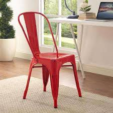 metal windsor dining chairs best of red side chair metal dining chairs kitchen dining