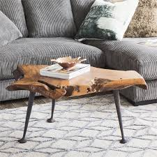 moe 039 s coffee table with cast iron