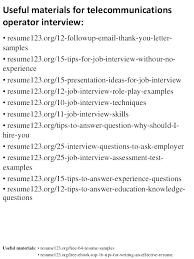 Chemical Operator Resume Plant Operator Resume Chemical Operator Resume Chemical Operator