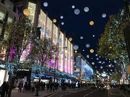 London Christmas Lights Switch On Date 2018 List Of Oxford Street Christmas Lights Celebrities Wikipedia