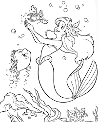 free printable coloring pages princess save fresh disney princess coloring pages mermaid belle design