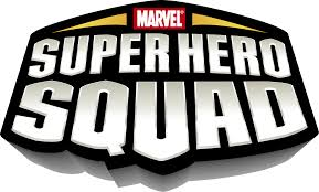 Marvel super hero squad Logos