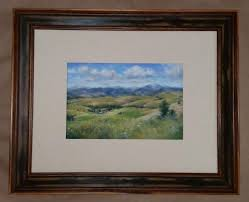 filed under columbia frame conservation framing framed art of the day framed pastel portrait tagged with italian museum quality