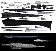 Imperial Ships Comparison Chart Scifi Meshes Com
