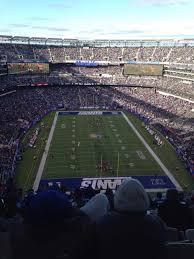 Metlife Stadium Interactive Seating Chart 20 New Giants Stadium Seating Views Pictures And Ideas On Weric