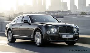 bentley announces new mulsanne sd the world s fastest ultra luxury driving experience