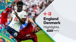 HIGHLIGHTS: England v Denmark