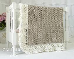 Crochet Baby Blanket Patterns Beauteous ClaireCrochetBaby BlanketPattern 48 Cali Chic Baby