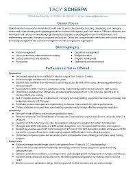 Resume For A Nursery School Teacher