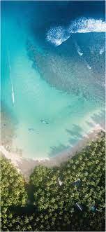 Iphone X Beach Wallpaper 4k