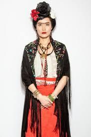 frida kahlo via cable car couture