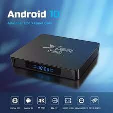Android Tivi Box X96 Q pro Android 10 Cài Sẵn Chương Trình Tivi Và Xem Phim  Hd Miễn Phí Vĩnh Viễn