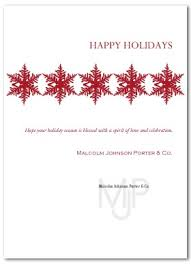 Buisness Greeting Cards Printable Corporate Holiday Greeting Card Template