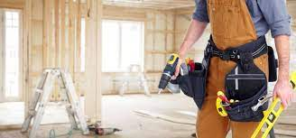 a building permit to drywall a basement