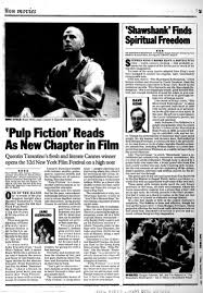 the shawshank redemption an engaging film review ny  new york daily news review shawshank redemption