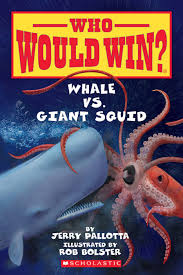 <b>Whale vs</b>. Giant <b>Squid</b> by Jerry Pallotta | Scholastic