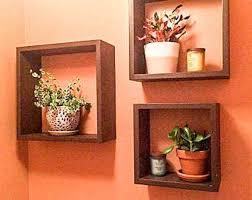 wall cube shelves 5 1 2 wall shelf