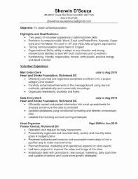 Resume Cover Letter Bartender Objective Examples For Manufacturing