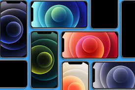 Download the iPhone 12 wallpapers here